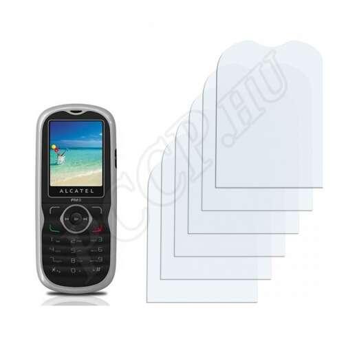 Alcatel One Touch OT-505 kijelzővédő fólia