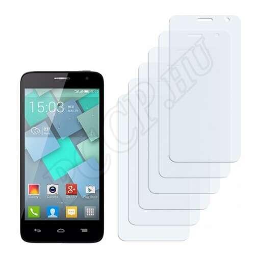 Alcatel One Touch OT-6012A kijelzővédő fólia