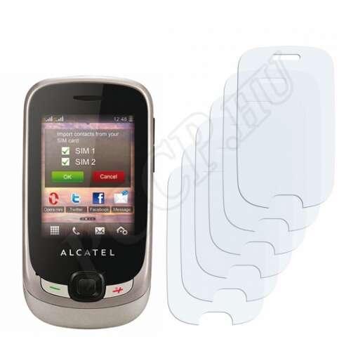 Alcatel One Touch OT-602 kijelzővédő fólia