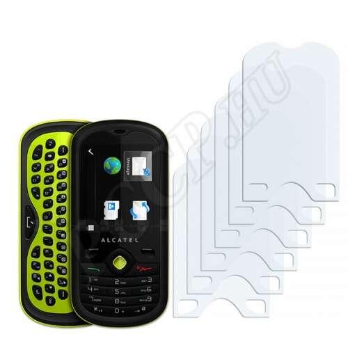 Alcatel One Touch OT-606 kijelzővédő fólia
