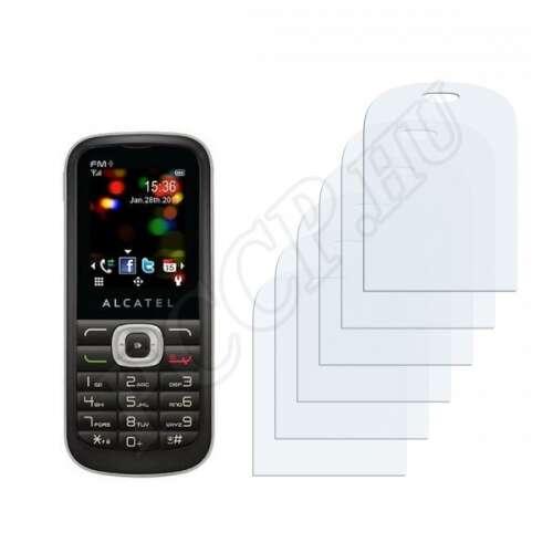 Alcatel One Touch OT-690 kijelzővédő fólia
