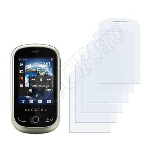 Alcatel One Touch OT-706A kijelzővédő fólia