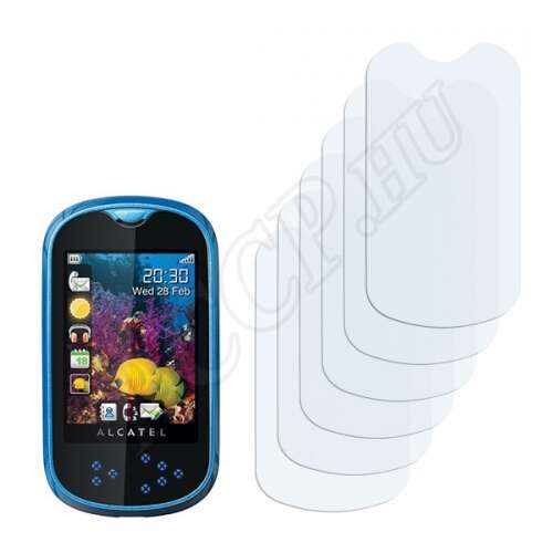 Alcatel One Touch OT-708 One Touch MINI kijelzővédő fólia