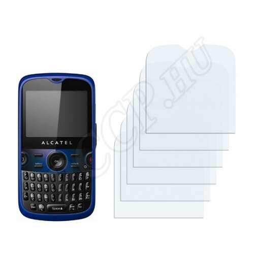 Alcatel One Touch OT-800 kijelzővédő fólia