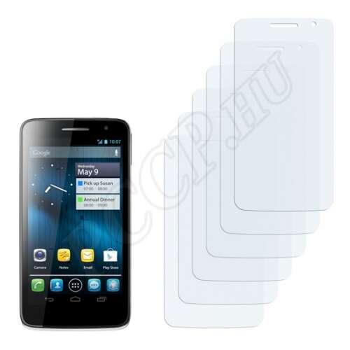 Alcatel One Touch OT-8008X Scribe HD kijelzővédő fólia