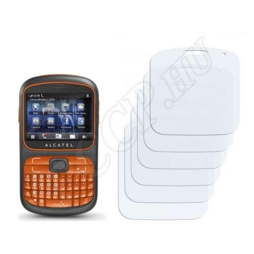 Alcatel One Touch OT-803 kijelzővédő fólia
