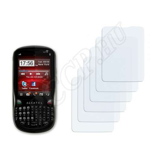 Alcatel One Touch OT-806D kijelzővédő fólia
