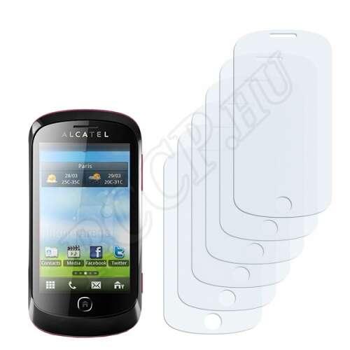 Alcatel One Touch OT-888D kijelzővédő fólia