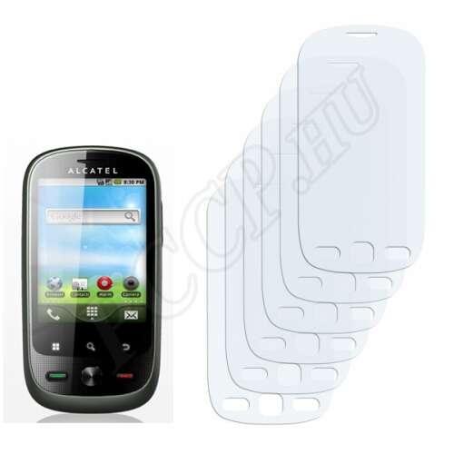 Alcatel One Touch OT-890D kijelzővédő fólia