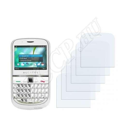 Alcatel One Touch OT-900 kijelzővédő fólia