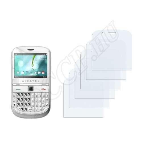 Alcatel One Touch OT-901D kijelzővédő fólia