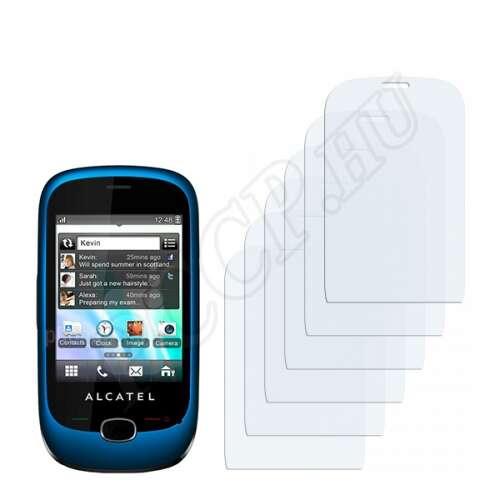 Alcatel One Touch OT-905 kijelzővédő fólia
