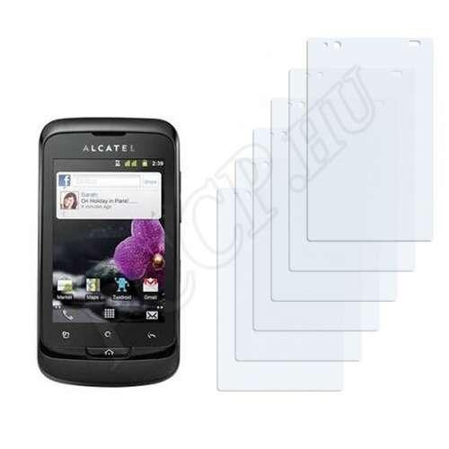 Alcatel One Touch OT-918N Blaze Duo kijelzővédő fólia