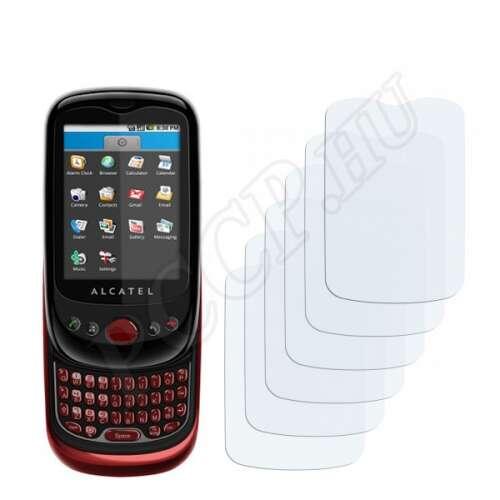 Alcatel One Touch OT-980 kijelzővédő fólia