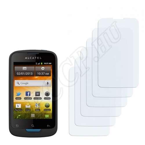 Alcatel One Touch OT-988 Shockwave kijelzővédő fólia