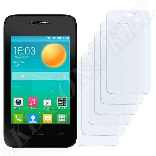 Alcatel One Touch Pop D1 kijelzővédő fólia