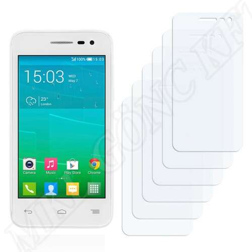 Alcatel One Touch POP S7 kijelzővédő fólia