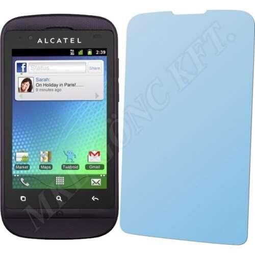 Alcatel One Touch OT-918D Mix (Dual Sim) kijelzővédő fólia