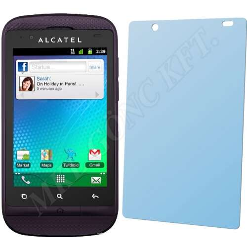 Alcatel One Touch OT-918D kijelzővédő fólia