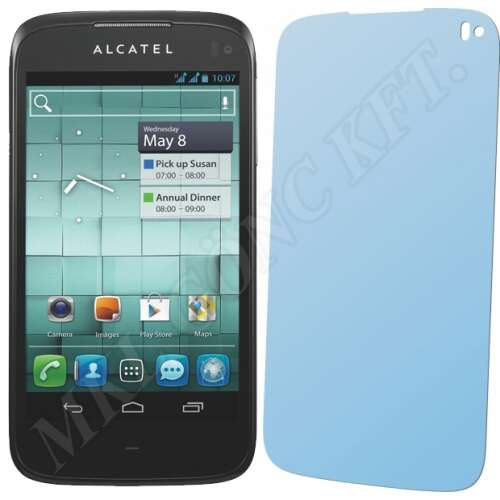 Alcatel One Touch OT-997D kijelzővédő fólia