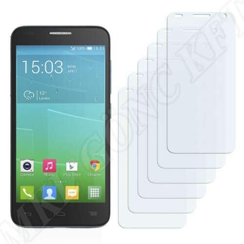 Alcatel One Touch Idol 2 Mini S (OT-6036Y) kijelzővédő fólia
