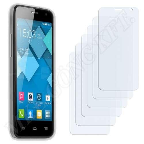 Alcatel One Touch OT-6012D (Idol Mini Slate) kijelzővédő fólia