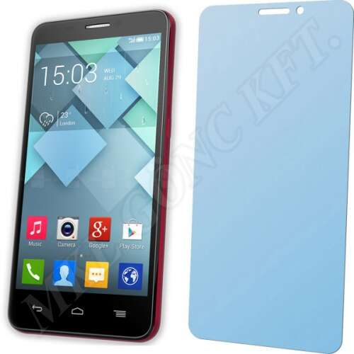 Alcatel One Touch Idol S (OT-6034) kijelzővédő fólia