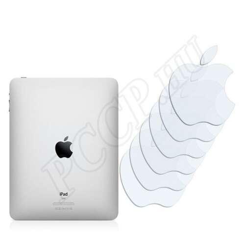 Apple iPad (2010) hátsó logó kijelzővédő fólia