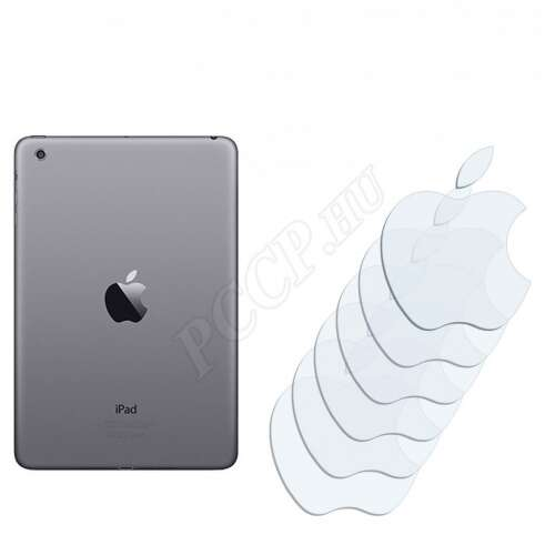Apple iPad Mini 2 (2013) (hátsó Apple logó) kijelzővédő fólia