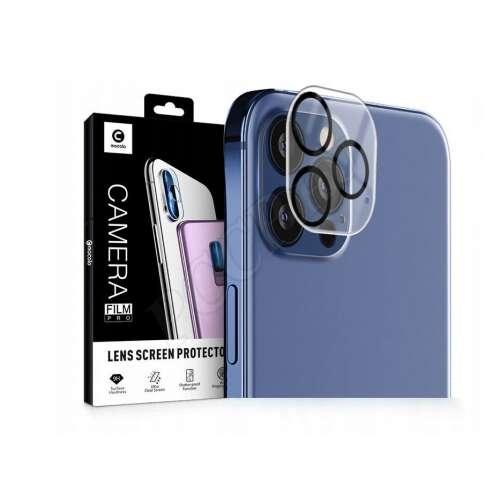 Apple Iphone 12 Pro Max (hátsó kamera) edzett üveg kijelzővédő fólia