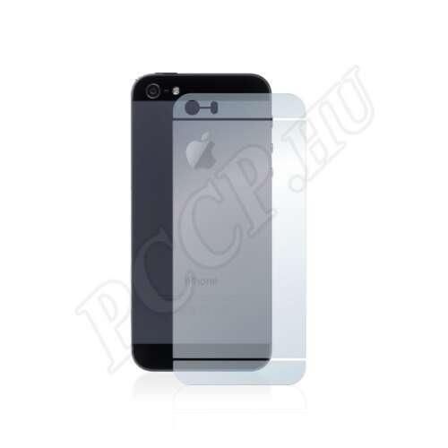 Apple iPhone 5S hátlap kijelzővédő fólia