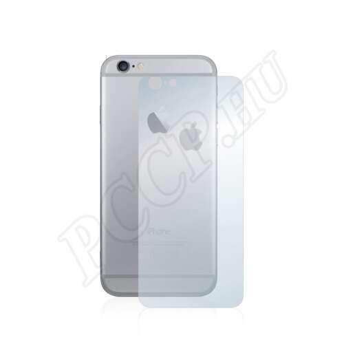 Apple iPhone 6 hátlap (logo kivágással) kijelzővédő fólia