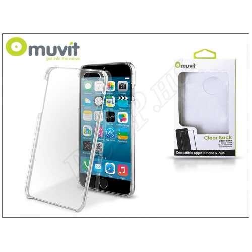 Apple Iphone 6 Plus átlátszó hátlap