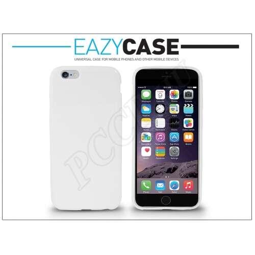 Apple Iphone 6 fehér szilikon hátlap