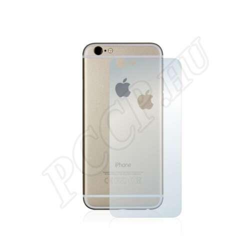 Apple iPhone 6S hátlap (logo kivágással) kijelzővédő fólia