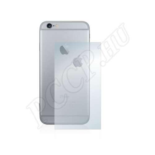 Apple iPhone 6S Plus hátlap (középső rész logo kivágással) kijelzővédő fólia