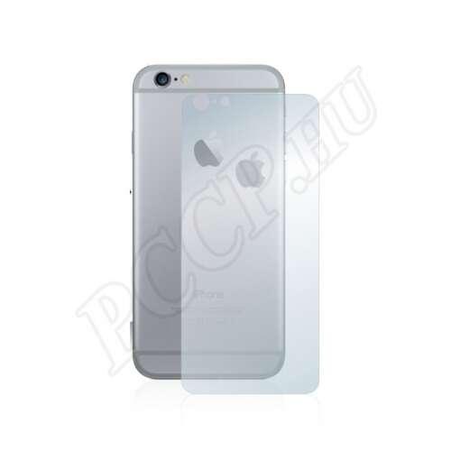 Apple iPhone 6S Plus hátlap (logo kivágással) kijelzővédő fólia