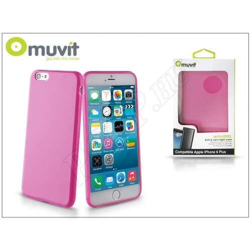 Apple Iphone 6S Plus pink hátlap