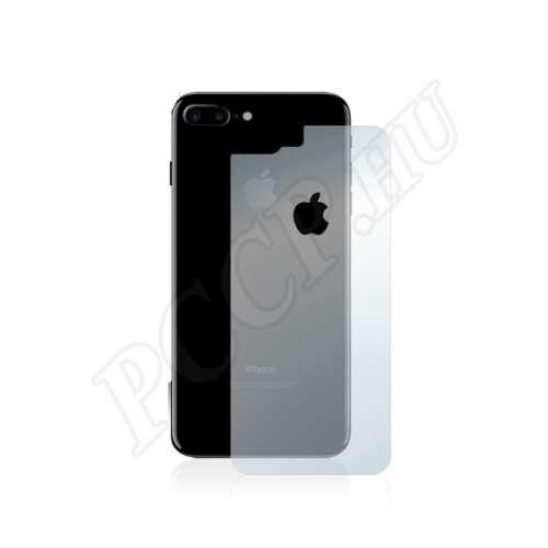 Apple iPhone 7 Plus hátlap (logo kivágással) kijelzővédő fólia