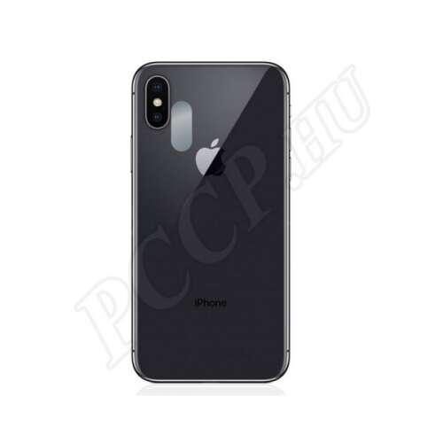 Apple iPhone X (hátsó kamera) kijelzővédő fólia