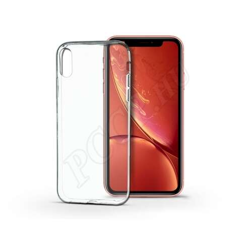 Apple Iphone XR átlátszó szilikon hátlap