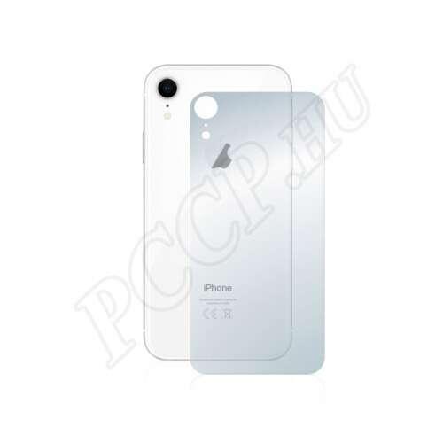Apple iPhone XR (hátlap) kijelzővédő fólia