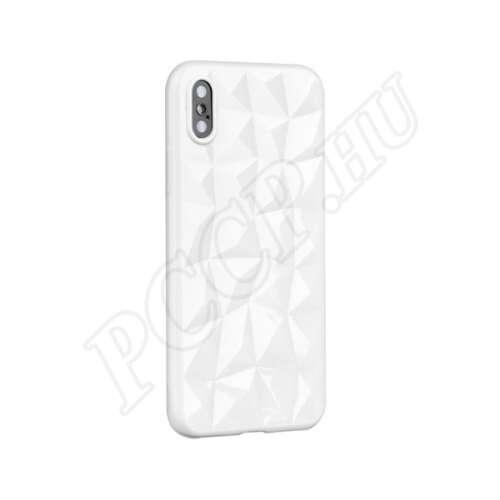 Apple iPhone Xs Max fehér hátlap