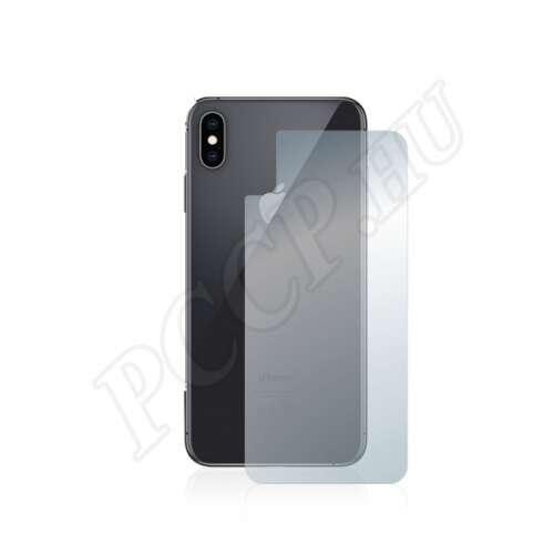 Apple iPhone Xs Max (hátlap) kijelzővédő fólia