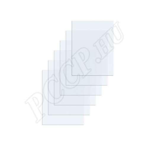 Asus MyPal A610 kijelzővédő fólia