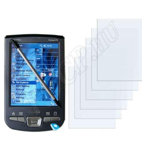 Asus MyPal A730 kijelzővédő fólia