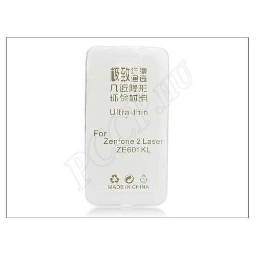 Asus Zenfone 2 Laser Ze601Kl átlátszó szilikon hátlap