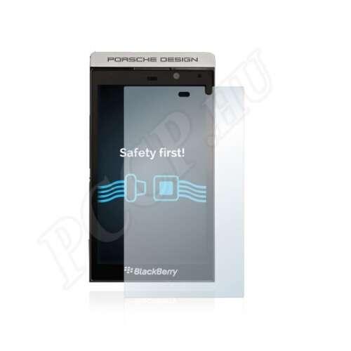 BlackBerry P9982 Porsche Design kijelzővédő fólia