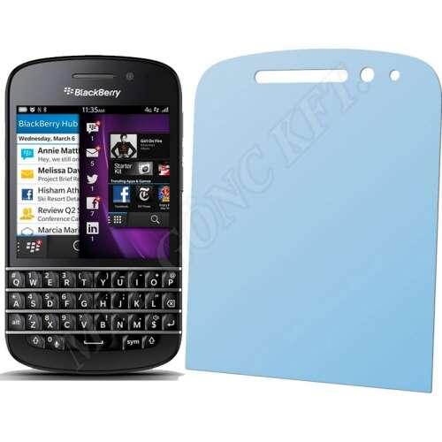 Blackberry Q10 kijelzővédő fólia