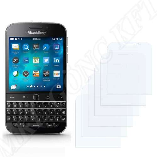 Blackberry Q20 Classic kijelzővédő fólia
